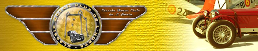 Classic Motor Club de L'Horta
