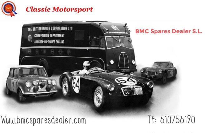 BMC Spares Dealer
