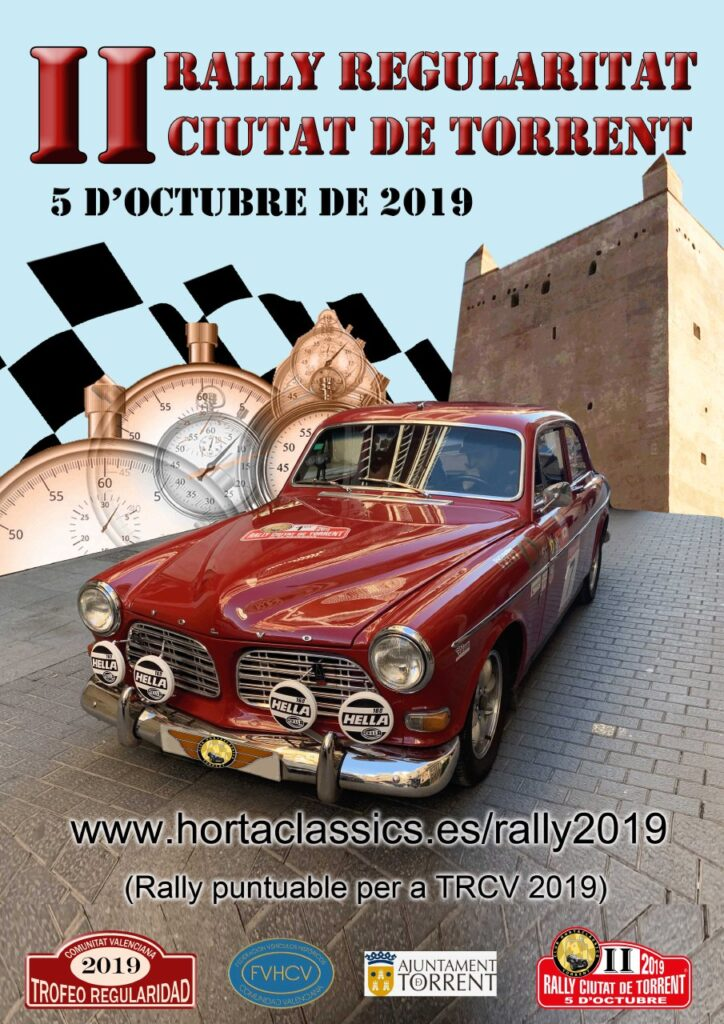 ii rally ciutat de torrent 2019