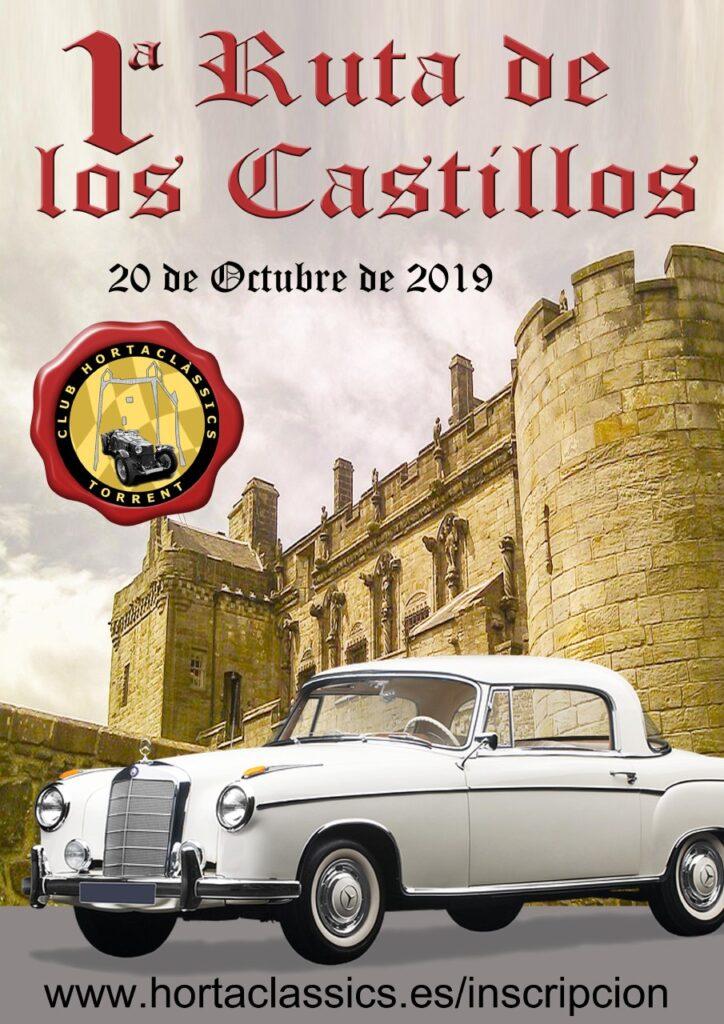 Ruta de los castillos by hortaclàssics