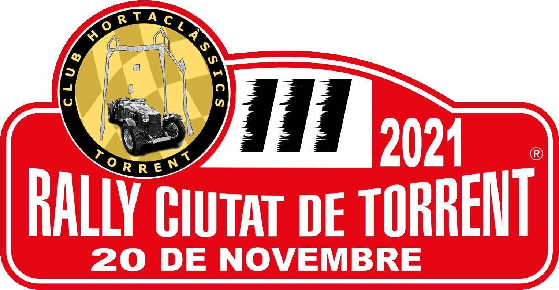 Placa III Rally Ciutat de Torrent